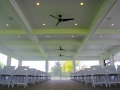 Covered Areas Outside for Wedding Venue