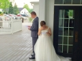 Bridge and Groom Share Vows